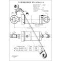 Гидроцилиндр ЦГ-110.56х280.11-01