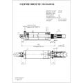 Гидроцилиндр ЦГ-120.50х305.01
