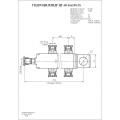 Гидроцилиндр ЦГ-30.16х130.23