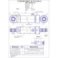 Гидроцилиндр ЦГ-50.25х200.11(Ц50-3405215А)