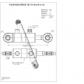Гидроцилиндр ЦГ-50.30х320.11-02