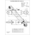 Гидроцилиндр ЦГ-80.40х200.22.000СБ