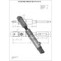 Гидроцилиндр ЦП-25х110.22