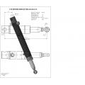 Гидроцилиндр ЦП-40х243.22
